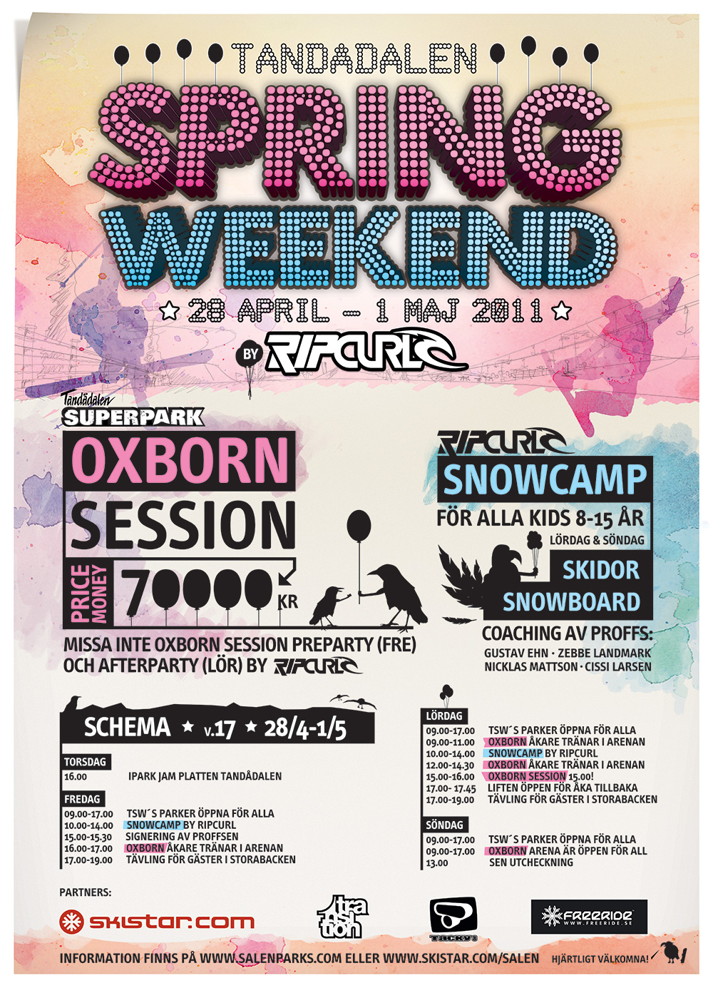 Rip Curl Spring Weekend